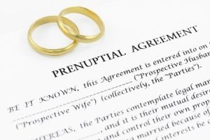New York prenuptial agreements